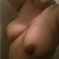 My very large tits - The Wife
