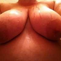 My very large tits - anna