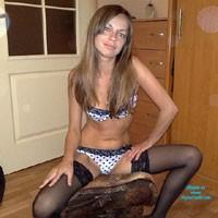 Nadia From Odessa Again - Lingerie