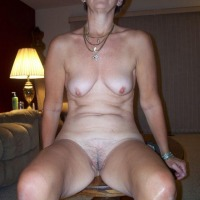Medium tits of my wife - Bare Naked Barb