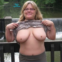 Fun in The Park - Big Tits