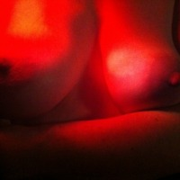 Medium tits of a neighbor - MBR