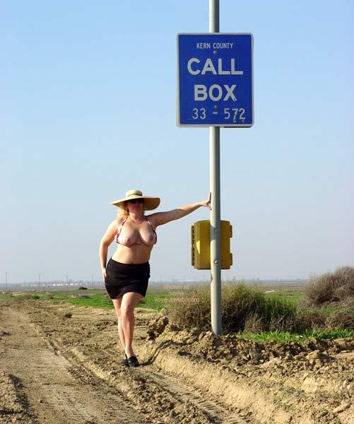 Pic #4 - Curvy Kay : Highway 33 2