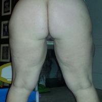 My wife's ass - curvycute