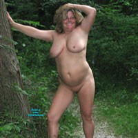 Walk in The Woods - Big Tits