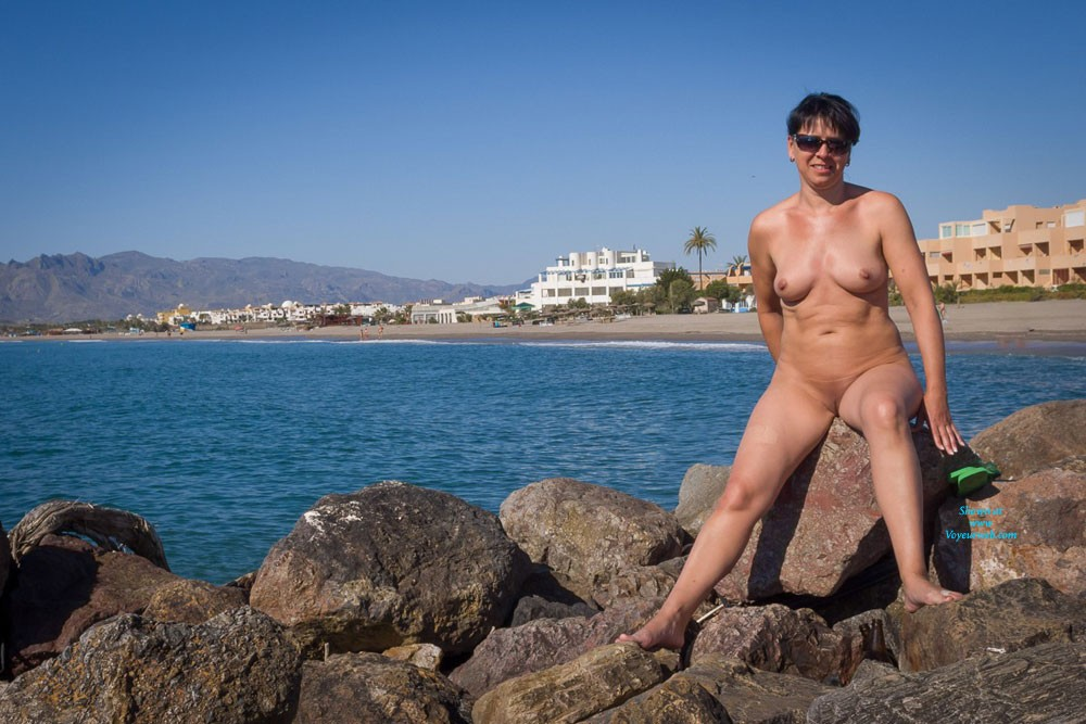 Pic #1 - Vacation - Brunette Hair , Some Pictures From My Summer Vacation In Andalucia, Spain. Hope, You Enjoy These Pics So Much As I Enjoyed These Days Naked In The Sun :-)