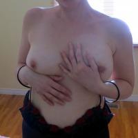 Medium tits of my wife - HotMilf