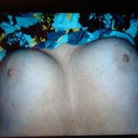 Medium tits of my wife - DW
