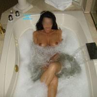 Jacuzzi Pics - Big Tits, Brunette