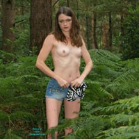 Woodland Dare Pt 2 - Nude In Public