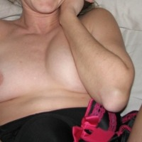 Small tits of my wife - Paris