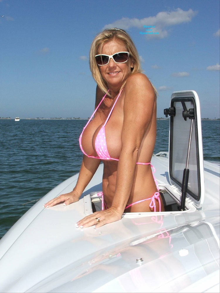 Think, hot wives on boats something is