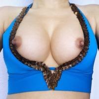 Small tits of my girlfriend - Jasmine