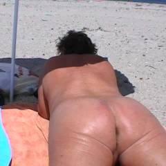 Kos Nude Beach - Beach