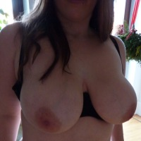 Very large tits of my ex-girlfriend - Anne