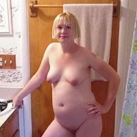 Pregnant; Part 3 - Big Tits, Blonde