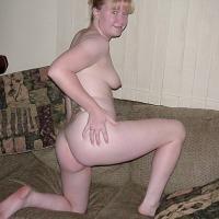 A neighbor's ass - Interesting Girl