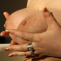 Extremely large tits of my ex-girlfriend - Mari