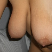 Large tits of my ex-wife - Kerstin