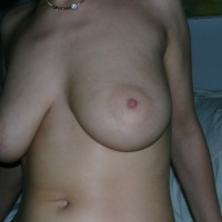 Very large tits of my ex-girlfriend - Kathrin