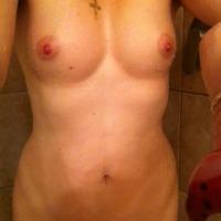 Medium tits of my wife - Ash