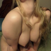 Large tits of my girlfriend - Ann