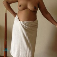 After Shower - Big Tits, European And/or Ethnic