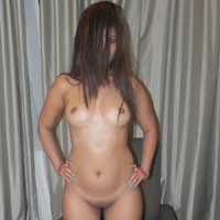 Wild And Crazy Hot Wife!!! - Big Tits, Brunette Hair, Hairy Bush, Pussy Lips, Wife/Wives