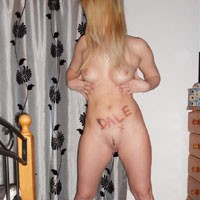 Just For Dale....... - Big Tits, Blonde, Close-Ups, Masturbation, Pussy, Shaved