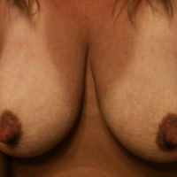 Medium tits of my wife - jcouple
