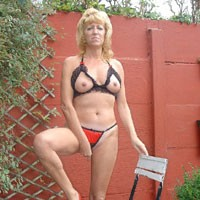 More of Missy - Blonde, Lingerie, Mature, Bush Or Hairy