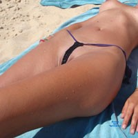 Hot Summer - Beach, Big Tits, Bikini Voyeur, Close-Ups, Dressed, Public Place, Pussy, Shaved