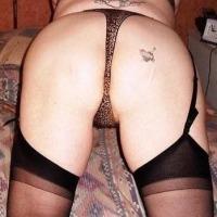 My wife's ass - Neon_couple