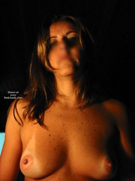 Pic #6 - Tasty Wife, Almost In The Dark