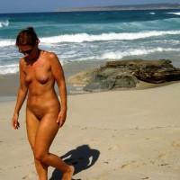 Una Amiga En La Playa