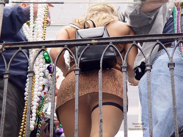 Pic #2 - More Balcony Fun