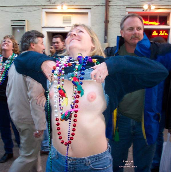 Pic #5 - Mardi Gras 2003...Again My Friends