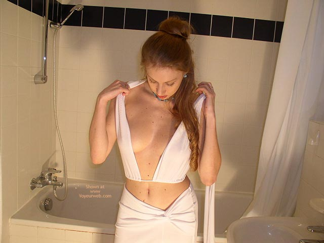 Pic #2 - Sexy White Dress