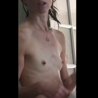 My very small tits - Cindee