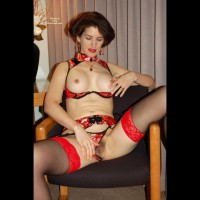 Willow's Red Satin 2