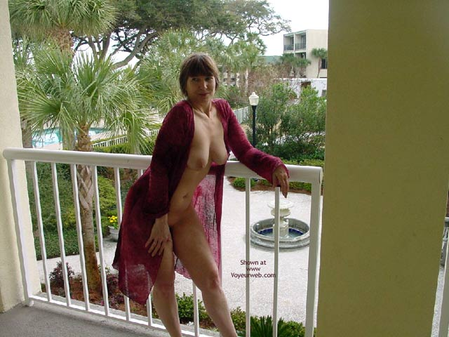 Pic #5 - Purple Patty At Jekyll Island