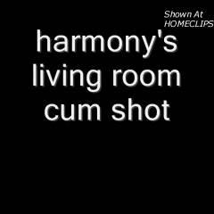 Living Room Cumshot