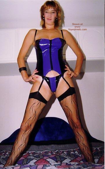 Pic #2 - Mistressvw Likes Purple