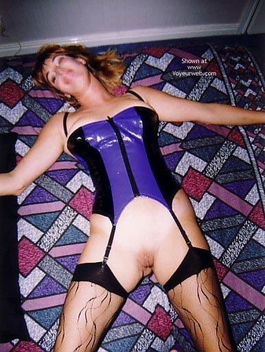 Pic #4 - Mistressvw Likes Purple