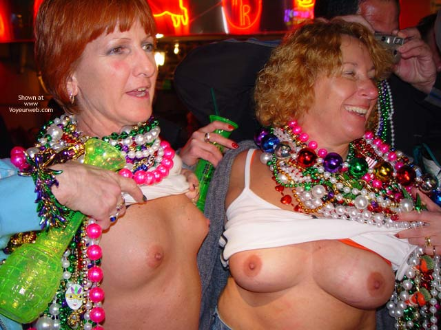 Pic #5 - Boobies On Bourbon Street