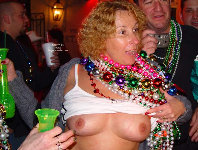 Pic #7 - Boobies On Bourbon Street