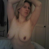 Large tits of my wife - Tanya