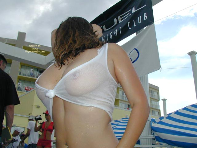 Pic #3 - Wet T Shirt Contest 2 From 2003