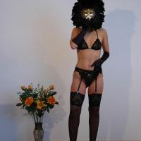 Carneval In Venice - Striptease, Bush Or Hairy