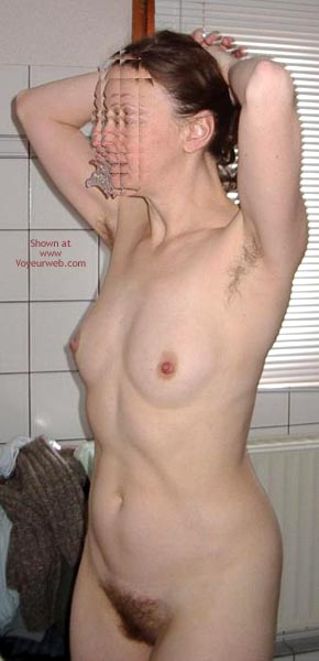 Pic #3 - Margot Unshaved